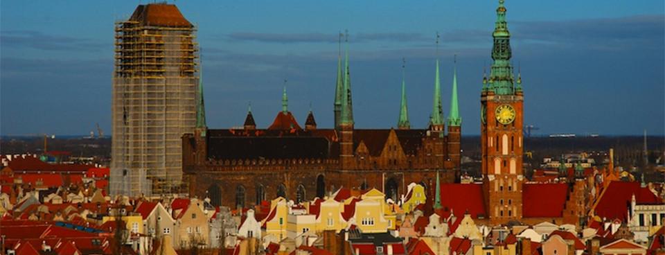 Gdańsk – miejsce wielu atrakcji turystycznych